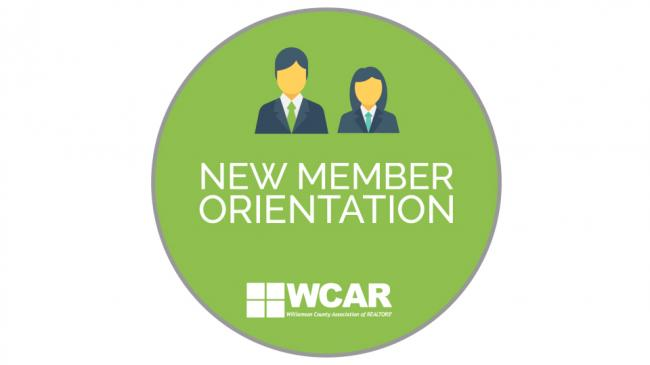 New Member Orientation - Because It's The Right Thing To Do - August 2020