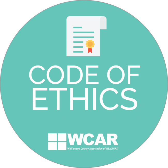 Code of Ethics- April 2021