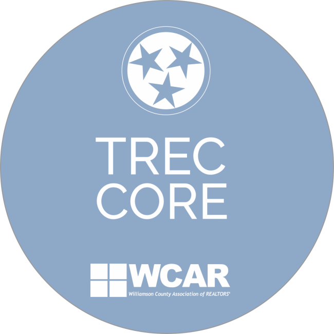 TREC Core 2021/2022- June 2021