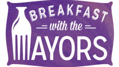 Breakfast with the Mayor