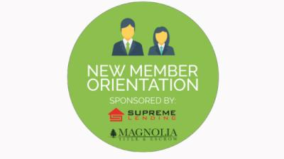 New Member Orientation - Because It's The Right Thing To Do - October 2020