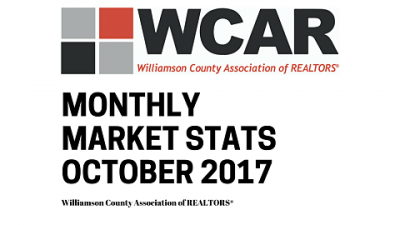 Williamson County Homes Sales Decline, Prices Remain High